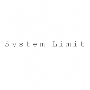 SystemLimit.com  - Two Words